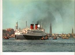Old Musical 45rpm Record Postcard HAITI CHERIE Hamburg Hafen Hanseatic Schallbildkarte - Unclassified