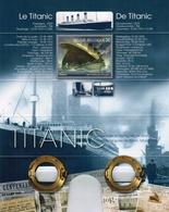 2015 De Ondergang Van De Titanic. Le Naufrage Du ... Alleen Brilletje - Only Glasses - Seulement Lunette - Belgium