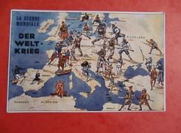 CPA LA GUERRE MONDIALE - Guerre 1914-18