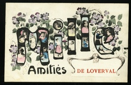 Loverval. Amitiés De Loverval. **** - Gerpinnes