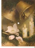 Old Musical 45rpm Record Sound Postcard Schallbildkarte Akademischer Kammerchor Orgel Susser Die Glocken Nie Klingen - Vinyl Records