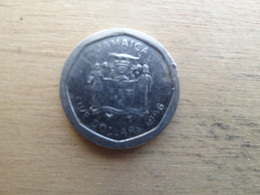 Jamaique  5 Dollars  1996  Km 163 - Jamaique