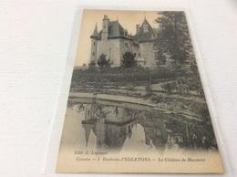 19 - Le Château De Maumont écrite - Uzerche
