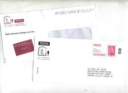 Pap Reponse Catelin Mie De Pain - Entiers Postaux