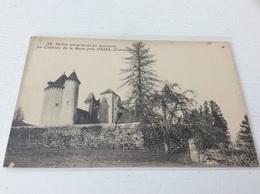 19 - Le Château De La Gane Près USSEL - France