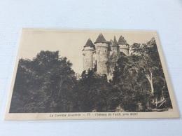 19 - Château De Vals, Près BORT - France