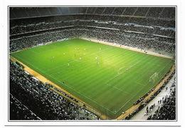FOOTBALL  ESPAÑA - MADRID Estadio Santiago Bernabeu - Calcio