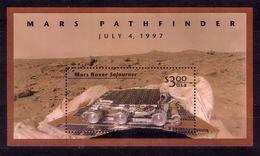 USA BLOCK 39 ** MARSMISSION PATHFINDER 1997 - Blocks & Kleinbögen