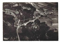 74 CRUSEILLES Vers Annecy N°10 Le Pont De La Caille Très Belle Vue Aérienne - Annecy