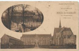 Passy-Froyennes - Souvenir Des Noces De Diamant Du Pensionnat (1839 - 1914) - Phototypie J. Bienaimé - 1925 - Tournai