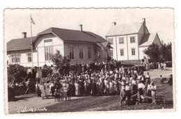 Bolshoy Tyuters,Tytarsaari,Kansakoulu,now Russia,ca 1930 - Finlande