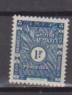 COTE DES SOMALIS            N° YVERT  :   TAXE 18  NEUF SANS GOMME        ( SG     01/21 ) - Costa Francesa De Somalia (1894-1967)