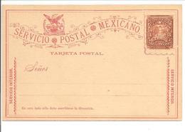 Tarjeta Postal - Mexique