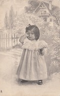 Crying Girl , 00-10s ; TUCK 1319 - Other