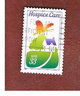 STATI UNITI (U.S.A.) - SG 3549  - 1999 HOSPICE CARE  - USED - Used Stamps