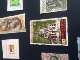 GUINEA ANNO SANTO SAN PIETRO - Timbres