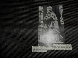 """Origineel Knipsel ( 2764 ) Uit Tijdschrift """" Ons Volk """" 1934 :   Vilvoorde   Vilvorde - Oude Documenten"""