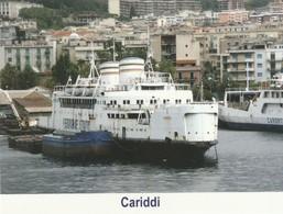 SHIPS OF THE WORL/  CARIDDI - Sonstige