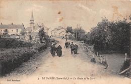 ¤¤  -   LE GAVRE   -   Route De La Gare       -  ¤¤ - Le Gavre