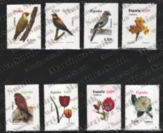 Spain - Espagne 2008 Set, Flora & Fauna- MNH - 1931-Tegenwoordig: 2de Rep. - ...Juan Carlos I