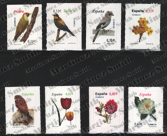 Spain - Espagne 2008 Set, Flora & Fauna- MNH - 1931-Hoy: 2ª República - ... Juan Carlos I