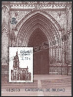Spain - Espagne 2010 Yvert 4268, Cathedral Of Bilbao - Miniature Sheet - MNH - 2001-10 Neufs