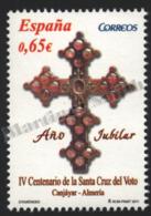 Spain - Espagne 2011 Yvert 4308, Jubilee Year, 400th Ann. Santa Cruz Del Voto - MNH - 2011-... Unused Stamps