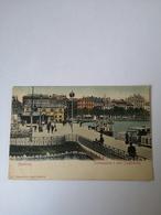 Hamburg // Landungsplatz 1905 - Duitsland
