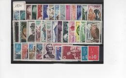 FR-C71 - FRANCE Année Complète Neuve** 1er Choix 1971 - 1970-1979