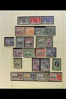 1935-1984 FINE MINT COLLECTION  On Leaves, ALL DIFFERENT, Inc 1935 Jubilee Set, 1938-51 Pictorials Most Vals To 90pi Inc - Chypre