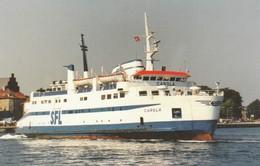 SHIPS OF THE WORLD /  M/F CAROLA - Bateaux