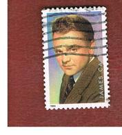 STATI UNITI (U.S.A.) - SG  3635   - 1999  LEGENDS OF HOLLYWOOD: J. CAGNEY   - USED - Used Stamps