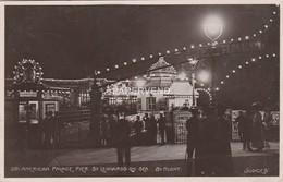 Sussex  ST. LEONARDS Palace Pier At Night RP   Sx296 - Brighton