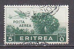 PGL - COLONIE ITALIANE ERITREA AEREA SASSONE N°25 - Erythrée