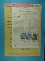 Karl Pfisterer Fabrik Elektrotechnischer Spezialartikel Stuttgart Et Taxe De Transmission Et De Luxe /62/ - Électricité & Gaz