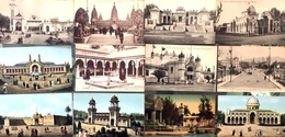 Lot De 23 CP Des Expositions Coloniales De 1906 Et 1922 De Marseille - Colonial Exhibitions 1906 - 1922