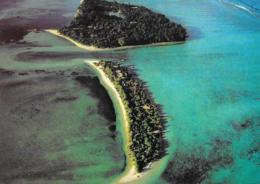 [MD3004] CPM - MALDIVE - LITTLE HURAA WITH HURAA - ART EDITION - BY ERIC KLEMM - Non Viaggiata - Maldives