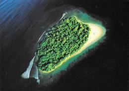 [MD3005] CPM - MALDIVE - UNIHABITED ISLAND - ART EDITION - BY ERIC KLEMM - Non Viaggiata - Maldive