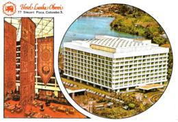 [MD3007] CPM - SRI LANKA - COLOMBO - HOTEL LANKA OBEROI - Non Viaggiata - Sri Lanka (Ceylon)
