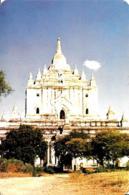 [MD3010] CPM - MYANMAR (BURMA BIRMANIA) - TEMPIO DI THATBYINNYU - Viaggiata 1985 - Myanmar (Burma)
