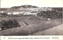 ESTADIO ALFONSO MORUBE - 150 - CEUTA - STADIUM - STADE - STADION - CAMPO - Soccer