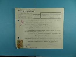 Banque De Bruxelles /64/ - Bank & Insurance