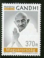 Hungary 2019 Mahatma Gandhi Of India 150th Birth Anniversary 1v MNH # 5459A - Birds