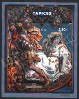 Spain - Espagne 2012 Yvert 4384, National Heritage, Tapestry - Miniature Sheet - MNH - 1931-Hoy: 2ª República - ... Juan Carlos I