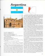 ARGENTINE    -  HISTOIRE + TIMBRES    - - Mexique