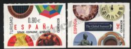 Spain - Espagne 2015 Yvert 4640-41, Tourism - MNH - 2011-... Unused Stamps