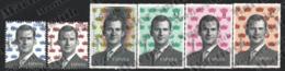 Spain - Espagne 2016 Yvert 4732-37, Definitive Set. Felipe VI, King Of Spain- MNH - 1931-Heute: 2. Rep. - ... Juan Carlos I