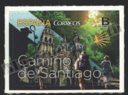 Spain - Espagne 2016 Yvert 4773, Camino De Santiago / Way Of Saint James - MNH - 2011-... Neufs