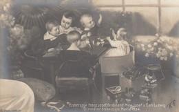 Austria Kaiser Franz Josef , Ferdinand Max , Josef Und Carl Ludwig , Erzherzogin Maria At 1834 - Familles Royales