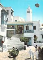 Afrique- TUNISIE SIDI BOU SAID Café Des Nattes*PRIX FIXE - Tunisia